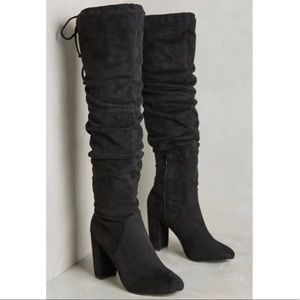 ❤️Anthropologie Sofia Over-The-Knee Boots❤️